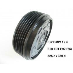 Compressore d'aria Puleggia Frizione Per BMW 3 (E90 E91 E92 E93)