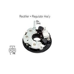 Raddrizzatore alternatore 215944